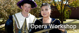 Opera Workshop: The Impresario