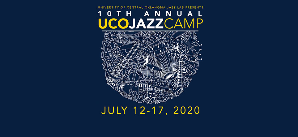 University Of Central Oklahoma Campus Map.The Uco Jazz Lab