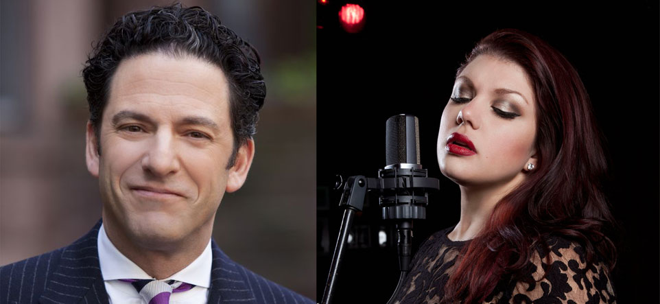 John Pizzarelli and Jane Monheit · Mar 7 · 8pm · $80 · (405) 340-8552