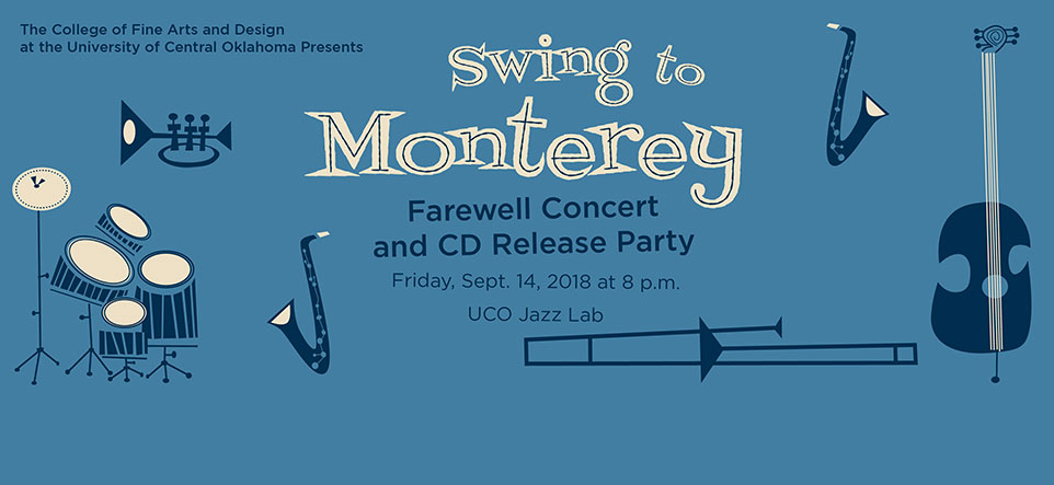 Swing to Monterey: Monterey Jazz Fest Farewell Concert and CD Release Party · Join the Celebration and Support Our Students